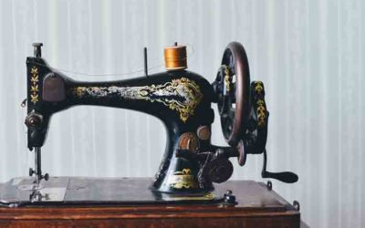 A Brief History of Sewing Machines