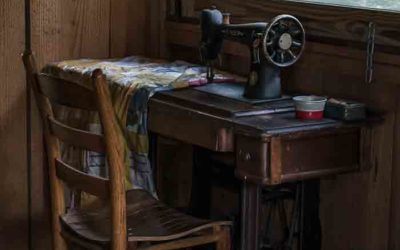 A Guide to Antique Sewing Machines