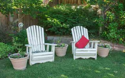 10 Ways to Jazz Up Your Outdoor Living Space
