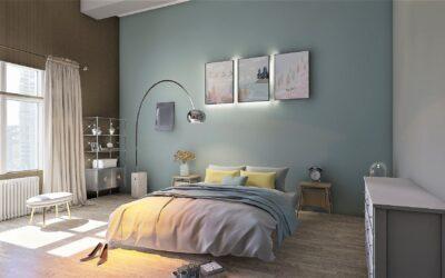 An ideal bedroom. Part2.